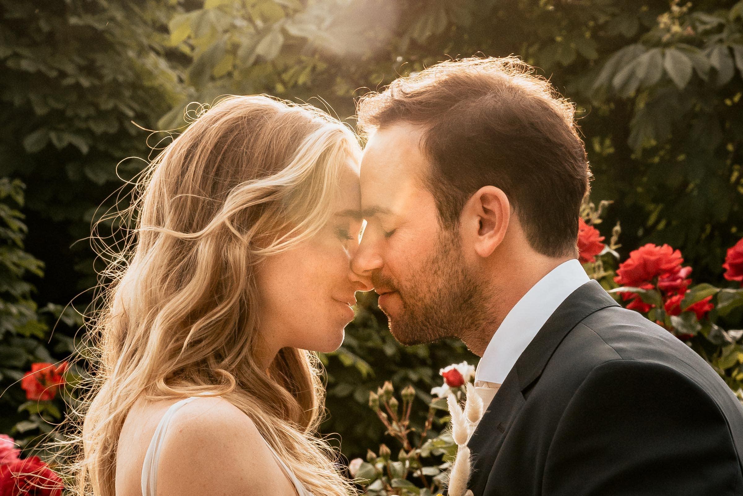Hochzeit Christina Thomas Labstelle